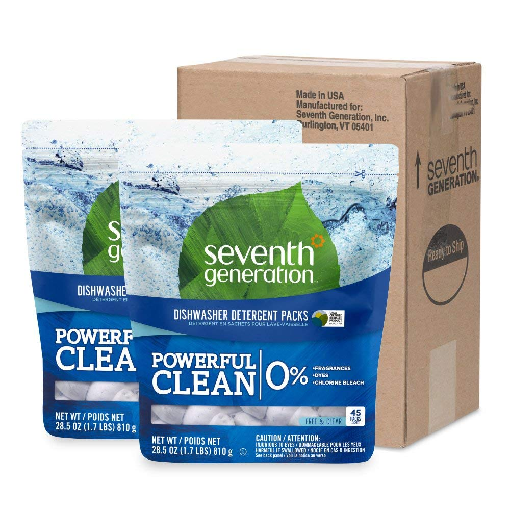 seventh generation clean o