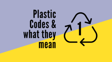 meaning of plastic codes